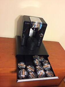 Tassimo et tiroir à café