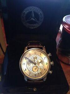 Men's high classic chronograph  watch (Mercedes Benz )