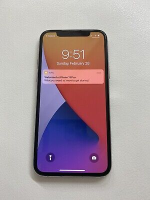 Apple iPhone 11 Pro - 256GB - White (T-Mobile) A2160 (CDMA + GSM)