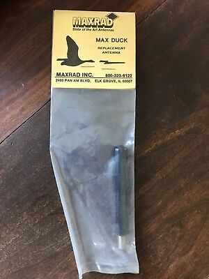 Maxrad Antenna Ms-vhf 150-162mhz Ht516-32x12 Connector
