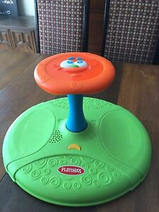 Playskool Simon Says Sit N Spin interactive toy