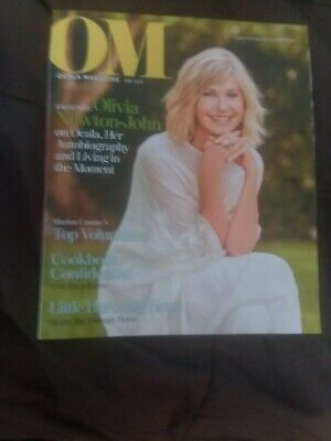 Ocala Magazine (April 2019) Exclusive:Olivia Newton-John