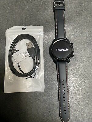 Mobvoi TicWatch Pro 3 GPS 47mm with Silicone Strap
