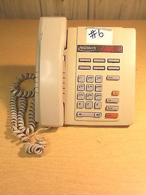Used Northern Telecom Ameritech M8009 Business Telephone Free Shipping