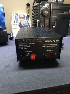 Ham radio power supply