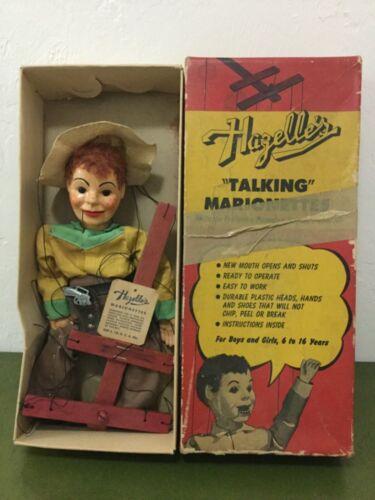 1950s Buckaroo Bill Cowboy #405 Toy Vintage Hazelle