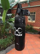 Sting Boxing Bag w/ gloves Mill Park Whittlesea Area Preview