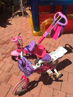 Girls bikes  Woolloomooloo Inner Sydney Preview