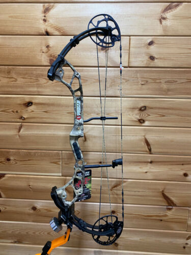 New PSE Brute Force LITE Bow KRYPTEK CAMO 70# RH Hunting Bow FREE SHIPPING
