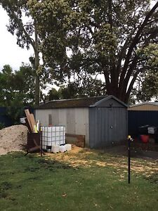 Free Shed you remove 5.4m length 3.4m width 2.7m height Lynwood Canning Area Preview