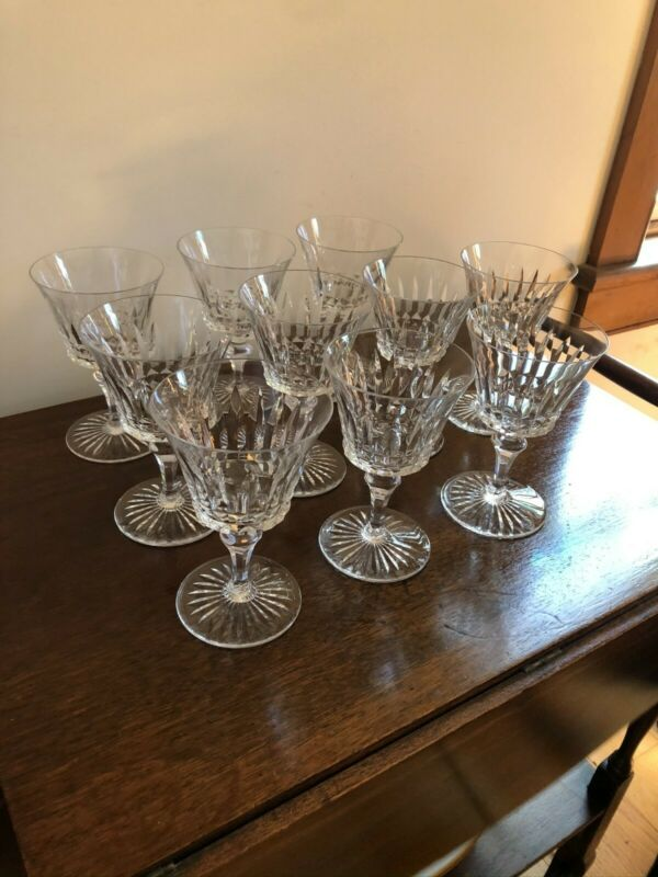 Baccarat Buckingham Crystal Wine Glasses