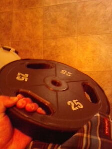 Two 25LB Free Weights