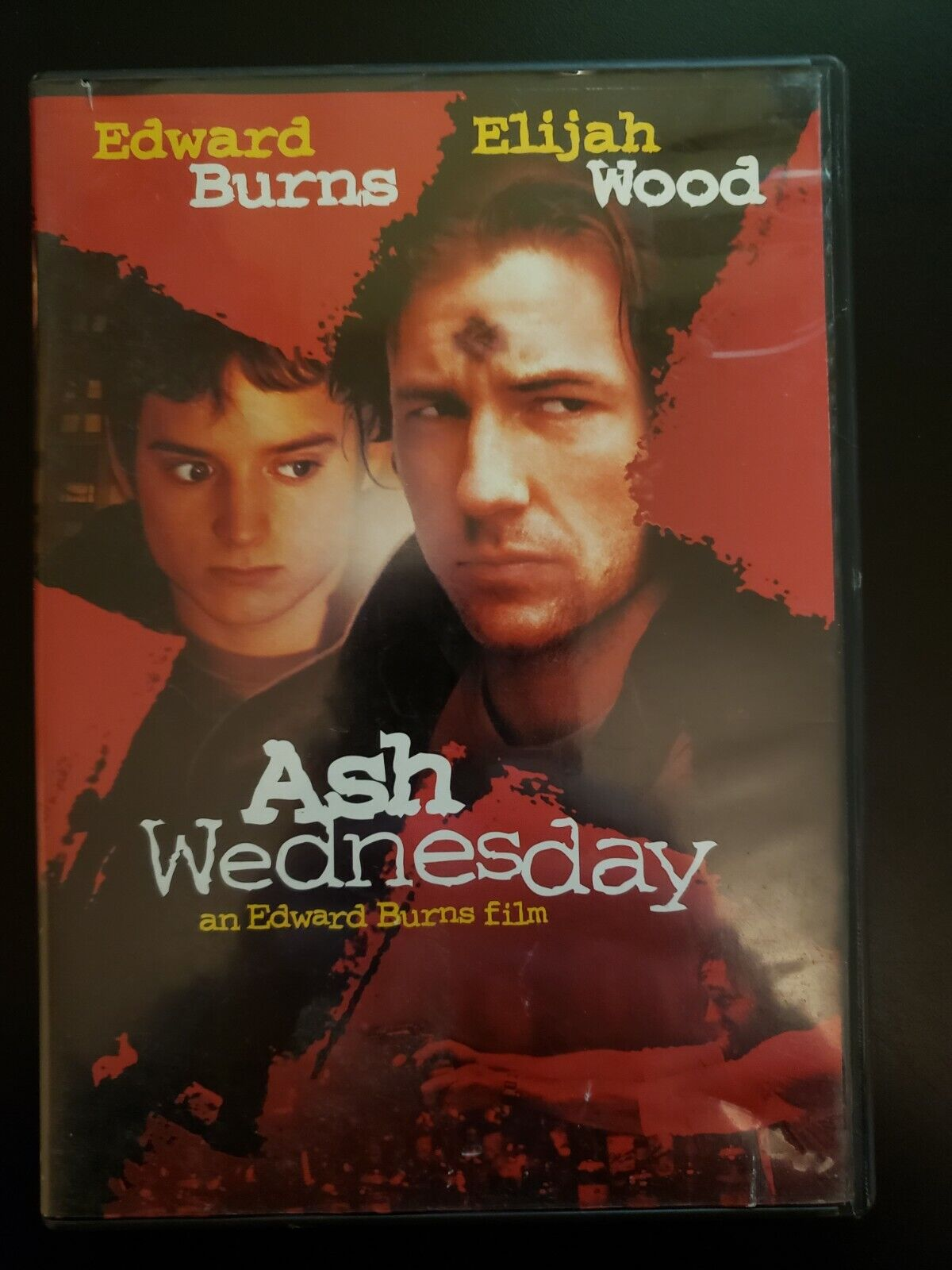 Ash Wednesday DVD COMPLETE WITH CASE COVER ARTWORK BUY 2 GET 1 FREE - $4.49