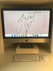"Apple iMac 27"" with Wireless Keyboard & Mouse"