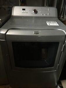 Maytag Bravos Quiet Series 400 washer & dryer