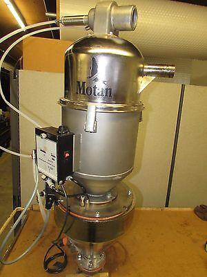 Motan Receiver Hopper For Injection Molding