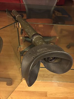 WWII World War II Original USA Army Tank Telescope L.A,Calif.