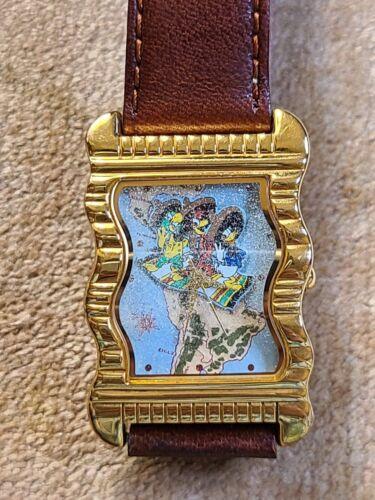 Disney The Three Caballeros Watch Collectors Club Series IV #4257/7500 DAMAGE