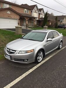 2007 Acura TL safety and e test. Private sale