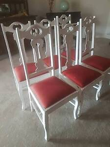 6 x antique chairs East Maitland Maitland Area Preview