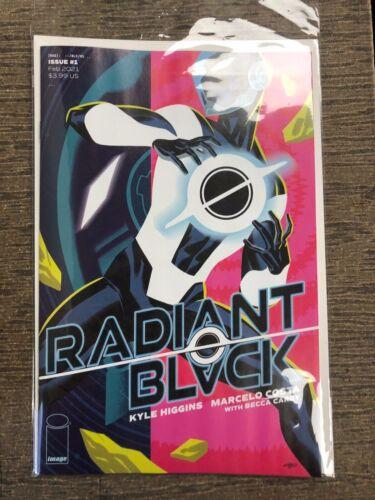 RADIANT BLACK 1 NM 1A Main first 1st print Higgins Costa Image 2021