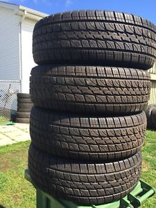 p235/70/16 inch All Season Tires / LOTS OF TREAD