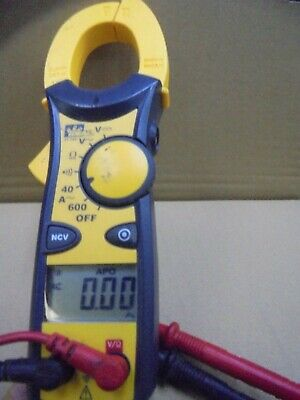 Clamp Meter Ideal Brand  61-744