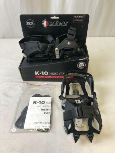 Kahtoola K10 Hiking Crampons (2106231051)