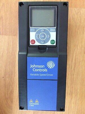 Johnson Controls Variable Speed Drive Vsd Series Vs8d0410b-s0000 4hp 480v 3kw