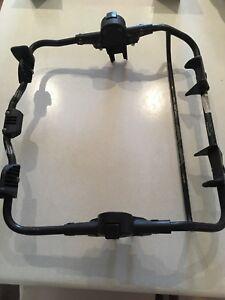 Car seat adaptor for Uppa Baby stroller