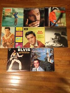 FS Eight Great Vintage Records London Ontario image 1