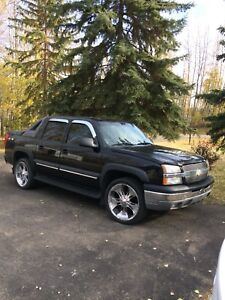 2003 avalanche 800k to a tank