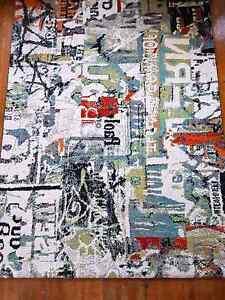 Turkish Multicoloured Floor Rug Bankstown Bankstown Area Preview