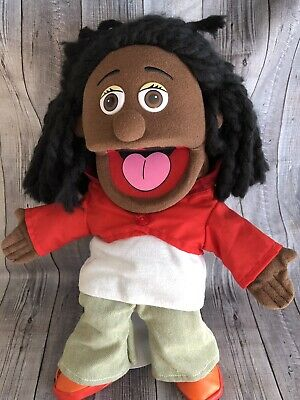 Silly Puppets Sierra (African American) 14