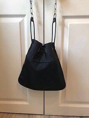 Vintage Gucci Purse- Bucket Bag Style- Drawstring Purse