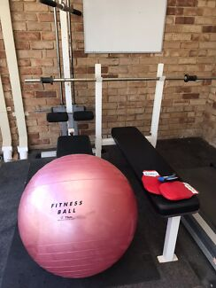 Home Gym Equipment in good condition
