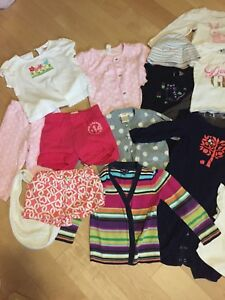 Mostly Gap 12-18 month bundle girl clothes like new