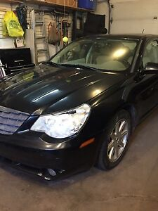 2007 Chrysler Sebring Limited.