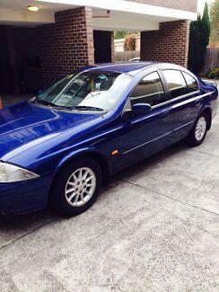 2000 Ford Falcon auto  Carnegie Glen Eira Area Preview