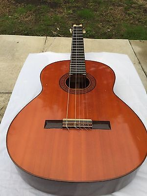 Yamaha G-100A Classical Guitar with case for sale  Shipping to India