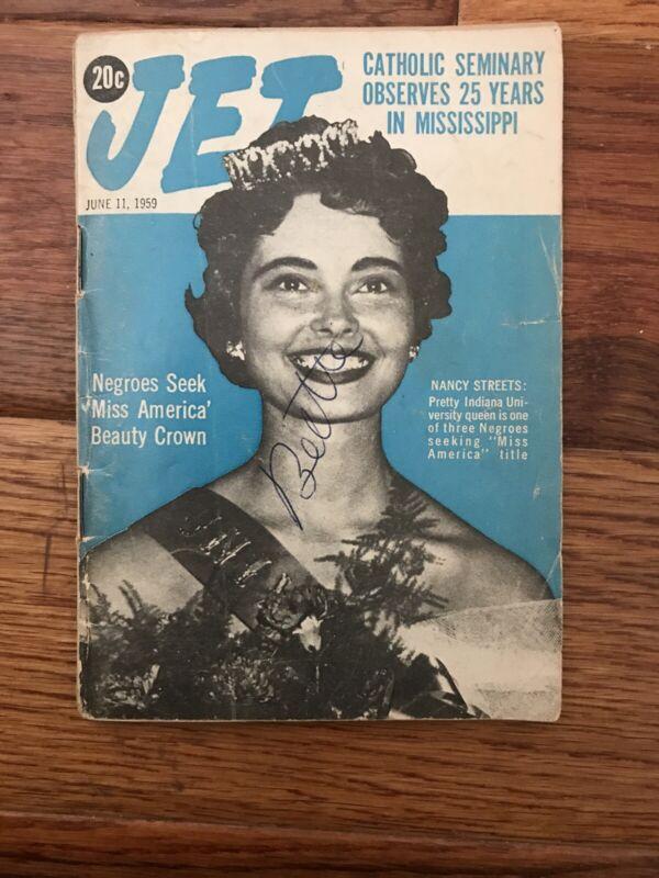 Vintage Jet Magazine - 1959 - Miss America