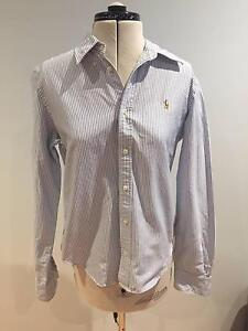 Great condition, size 10 Ralph Lauren button up shirt Cranbrook Townsville City Preview
