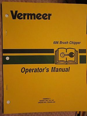 Brush Chipper Owner S Guide To Business And Industrial