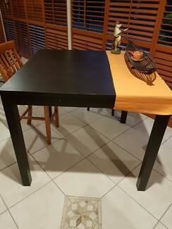 Ikea Bar table with 3 chairs