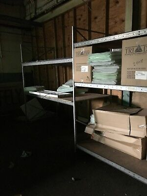 Storage Racks 96x43x103 Commercial Industrial Warehouse Shelving