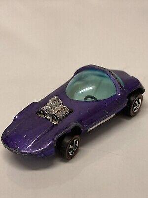 Hot Wheels Redline Silhouette 1967 Purple White Interior Sweet 16 Hong Kong