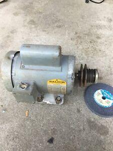 Baldor 1/3 hp motor