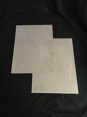 .125 Aluminum Sheet Metal Plate. 12x24 18 Aluminum Flat Stock. 1pc