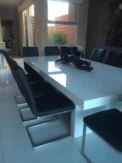 Dining chairs 10 Mawson Lakes Salisbury Area Preview