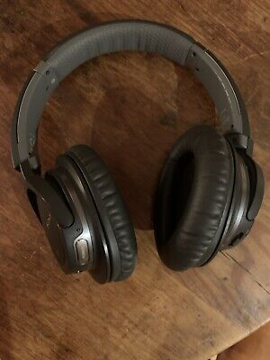 Sony Mdr-zx770bn Bluetooth Wireless Noise Cancelling Headphones Black